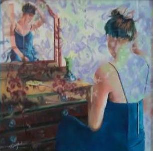 Feminine Mystique by Margaret Bayalis