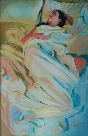 Rhapsody by Margaret Bayalis