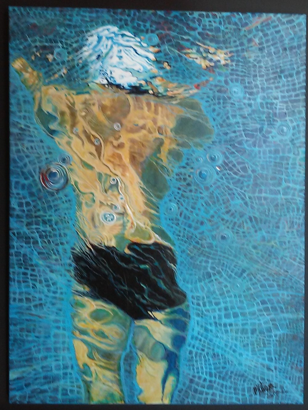 Freestyle by Melissa Harasz
