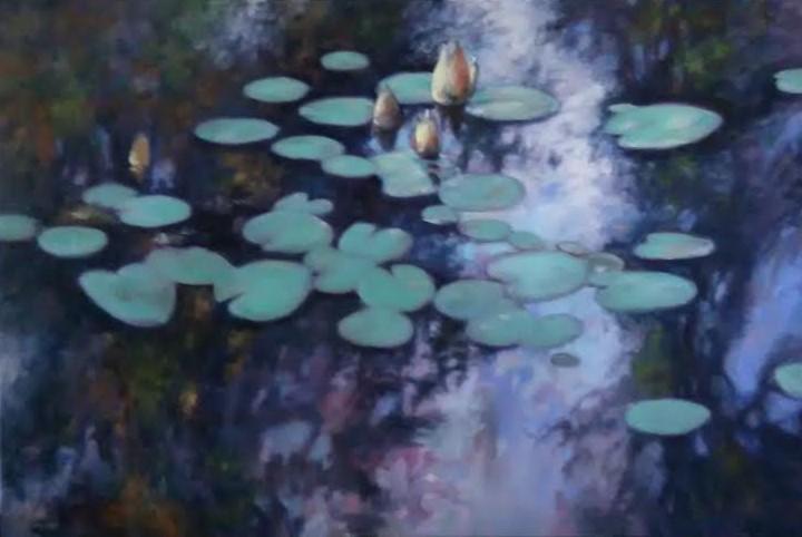 Ophelia's Blossoms by Sylvia Shanahan