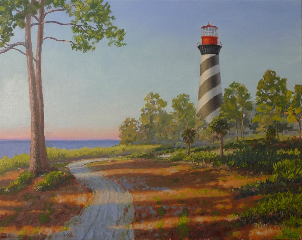 """""""Lighthouse 2"""" by Charles Gray"""