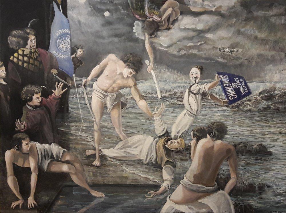 The Renunciation of the C.E.O.
