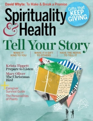 SPIRITUALITY & HEALTH MAGAZINE NOV 2016