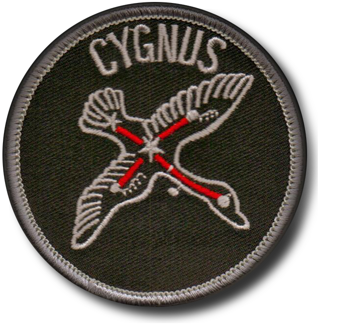 A-12 Crew Cygnus Patch