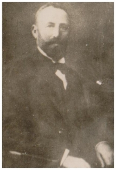 My paternal grandfather, Alexander Kovary, early 1900's