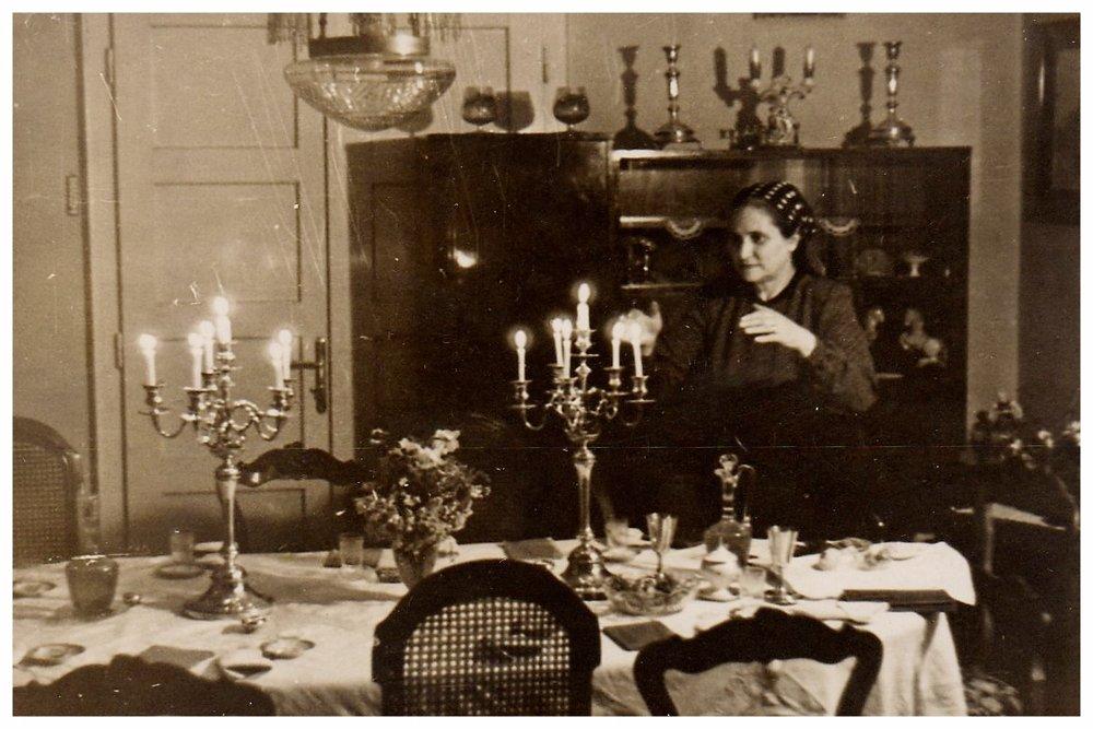 Rose Kovary, Passover 1946
