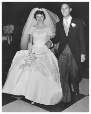 Roselle & Lorne Abramowitz - Montreal 1957