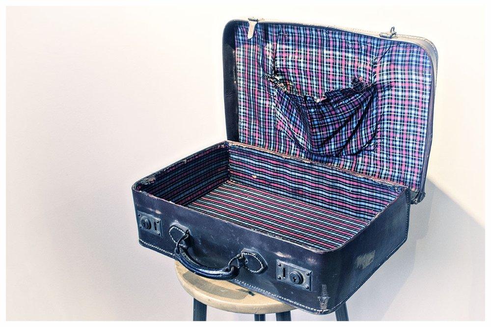 Otto Sand's Suitcase