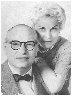 Clare & Oscar Perlberger