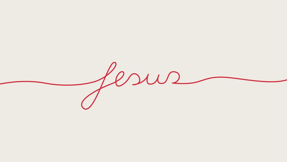 JESUS er den røde tråden i alt vi gjør her i Inspire kirken!