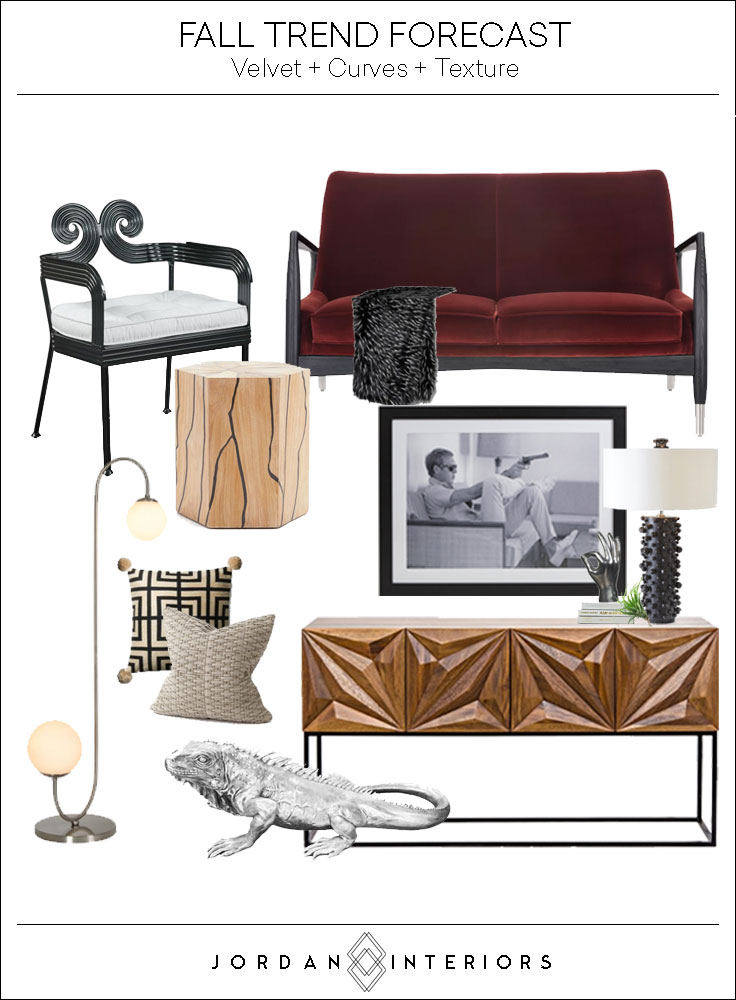 Fall Decor Trend Forecast // Jordan Interiors // Modern Eclectic Home Decor