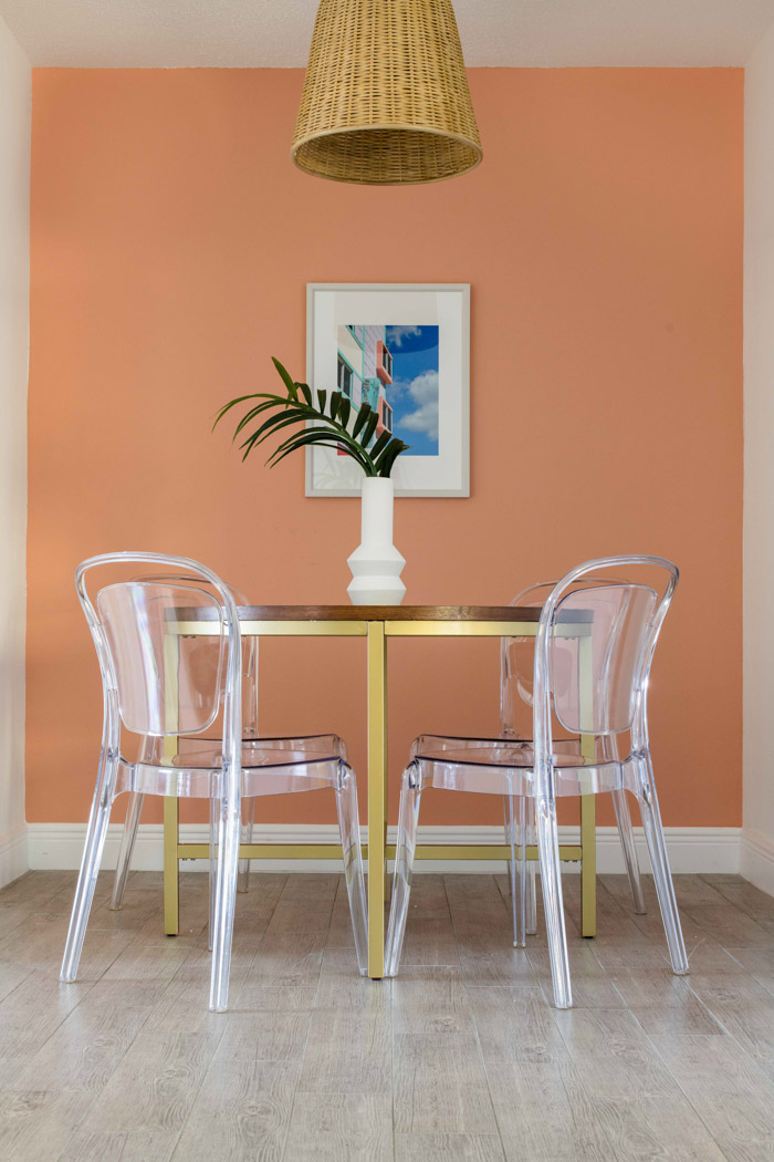 Modern Tropical Miami Dining Room - Get The Look  // Jordan Interiors