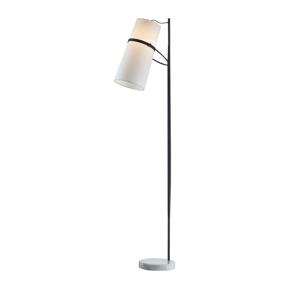 BANDED FLOOR LAMP