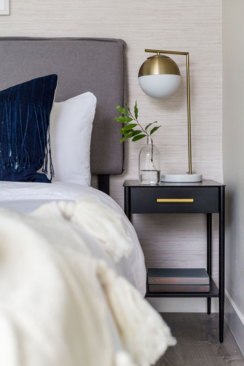 Picture of: How To Bedroom Lamp Nightstand Pairings Jordan Interiors