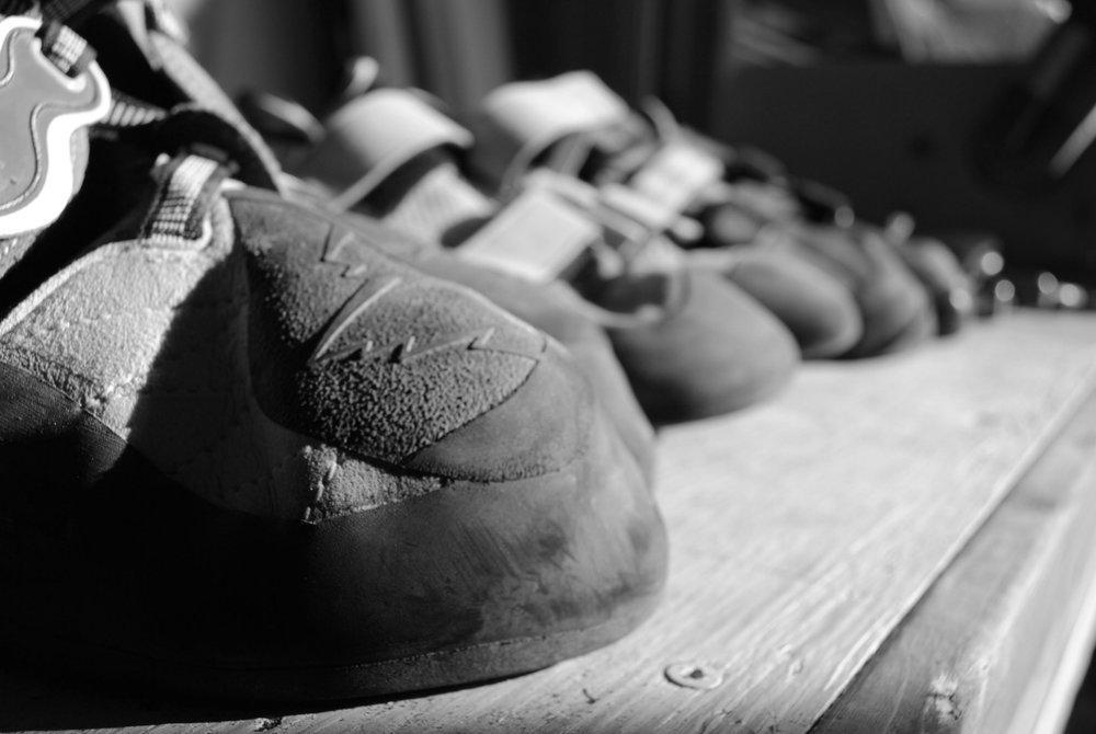 Performance Climbing Shoe Resoles - Ontario Resoles offers professional climbing shoe resoling and repair to Eastern Canada