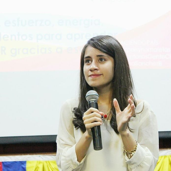 Ariana Sánchez Barrios - Home country:VenezuelaHost community:Lake George, NYProgram and year:Summer Work Travel, 2016