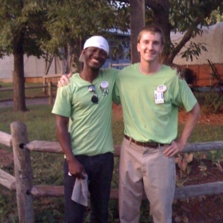 Nathan Britton Wunsonti Musah - Home country:GhanaHost community:Frontier City, OKProgram:Summer Work Travel, 2008