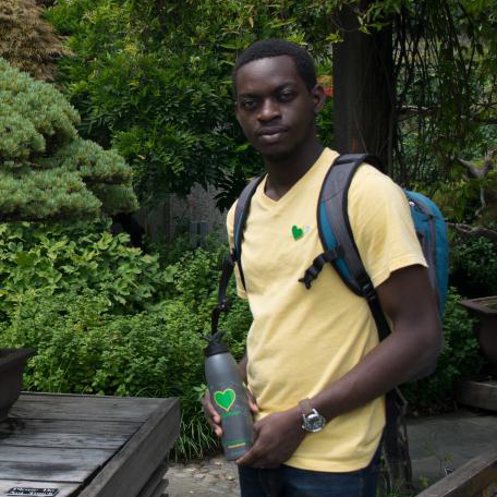 Kenyata Thomas - Home country:JamaicaHost community:Vail, COProgram:Summer Work Travel