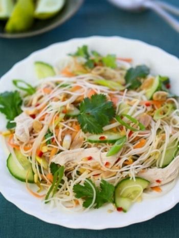 Thai shredded turkey and rice noodle salad.jpg