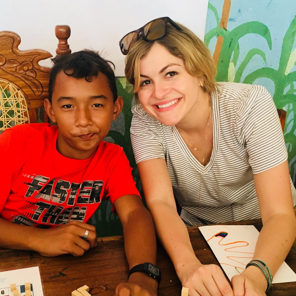"""I'm grateful to have experienced the beautiful country and people of Nicaragua in this powerful way."""