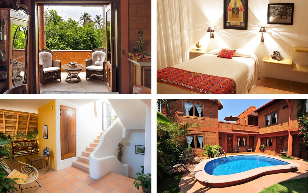 Accommodations - Enjoy your stay in a boutique Mexican hotel that balances local flavor with comfortable amenities.