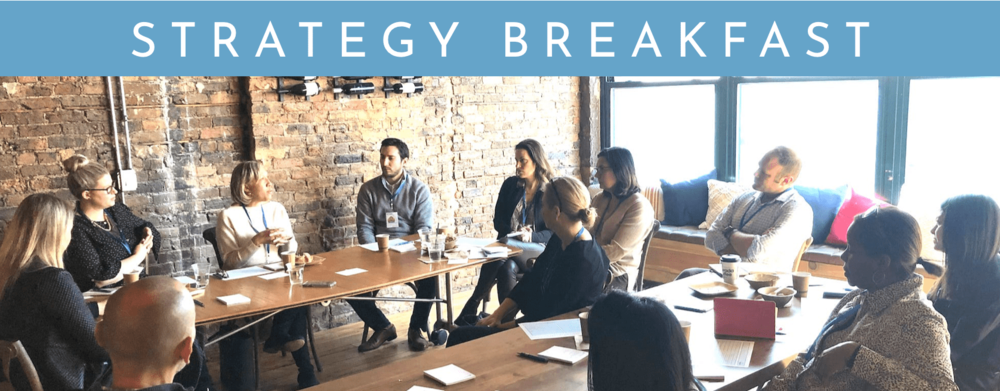banner strategy breakfast - Leadership Development Experience immersion community.png
