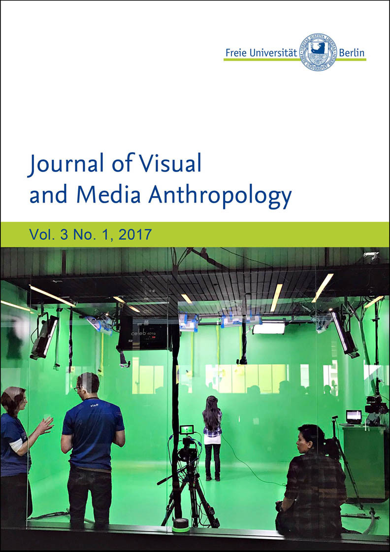 JOURNAL OF VISUAL AND MEDIA ANTHROPOLOGY - This latest issue presents articles ethnographic short-film productions that are the outcome of timely and original digital ethnography research. A range of papers and films examine the important issue of influence in the world of social media, contemporary forms of digital activism, the influence of virtual communities on the physical realm, and alternate identities in virtual space. Further articles explore virtual reality and the emergent topic of 'digital immgration' as termed by Marc Presky.EDITORS: PROF. DR. URTE UNDINE FRÖMMING, STEFFEN, KÖHN, MIKE TERRY. HERE