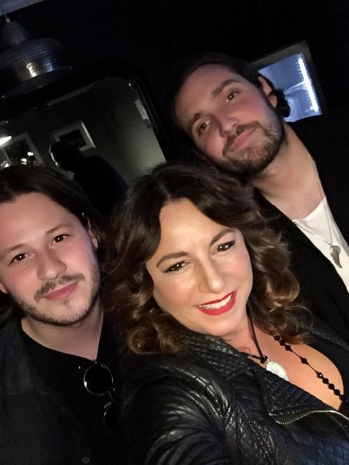 Max Helyer, Selma Fonseca, Josh Franceschi