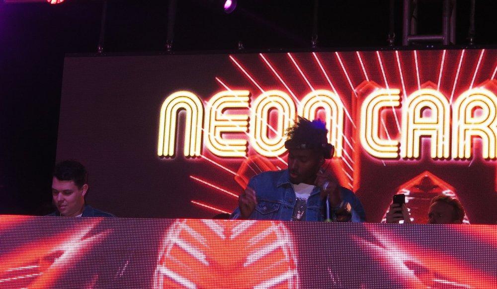 DJ Jesse Marco, DJ Ruckus