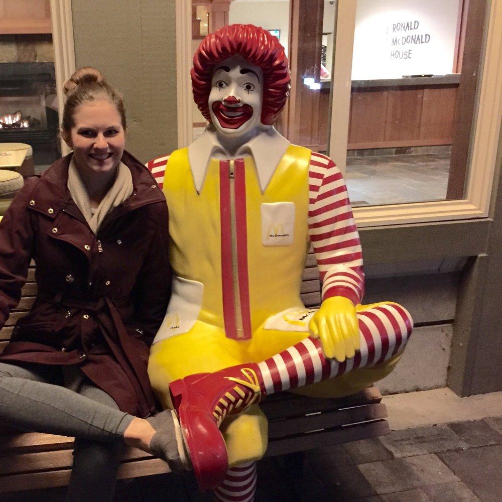 McDonalds, Tim Hortons & Starbucks Personality -