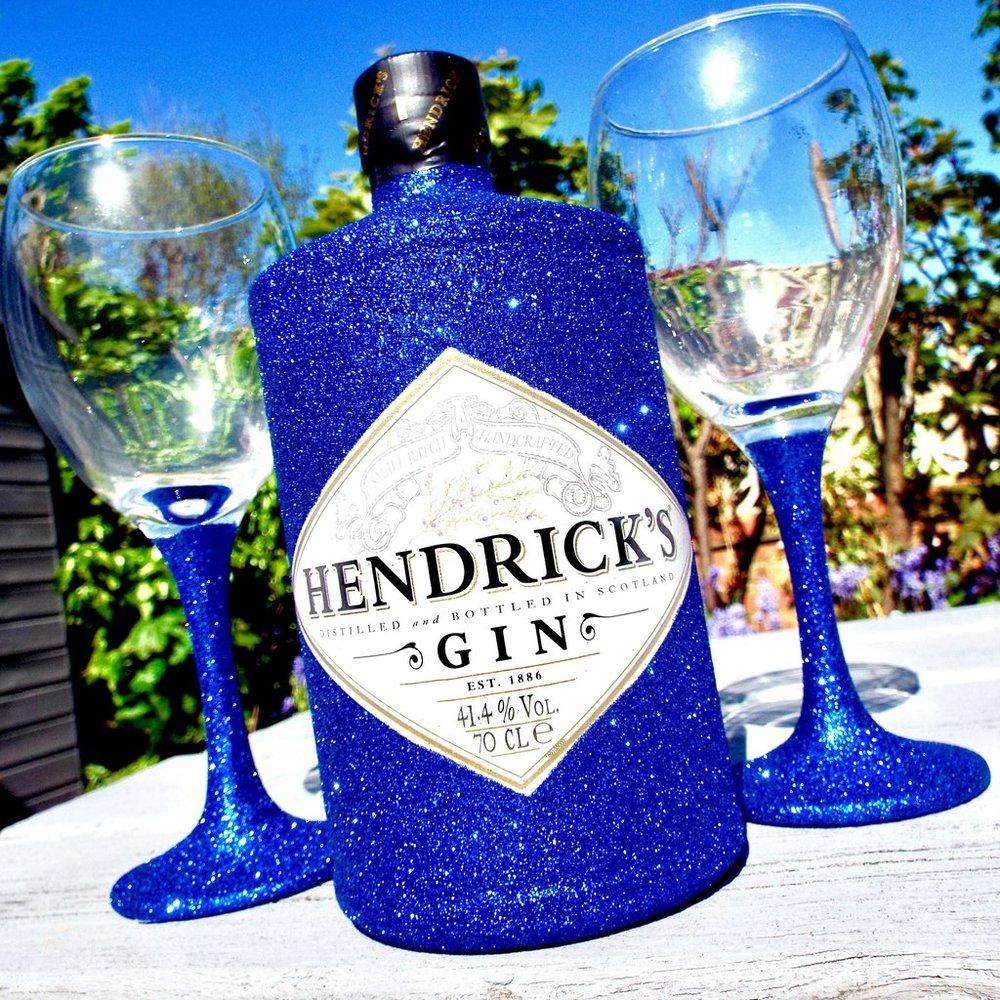 Hendrick's Packaging Test -