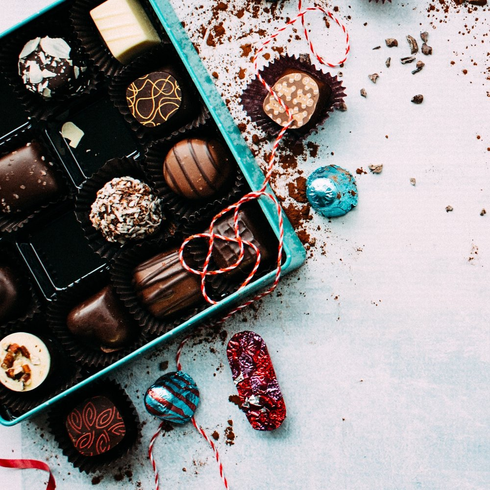 Chocolate Moments Segmentation -