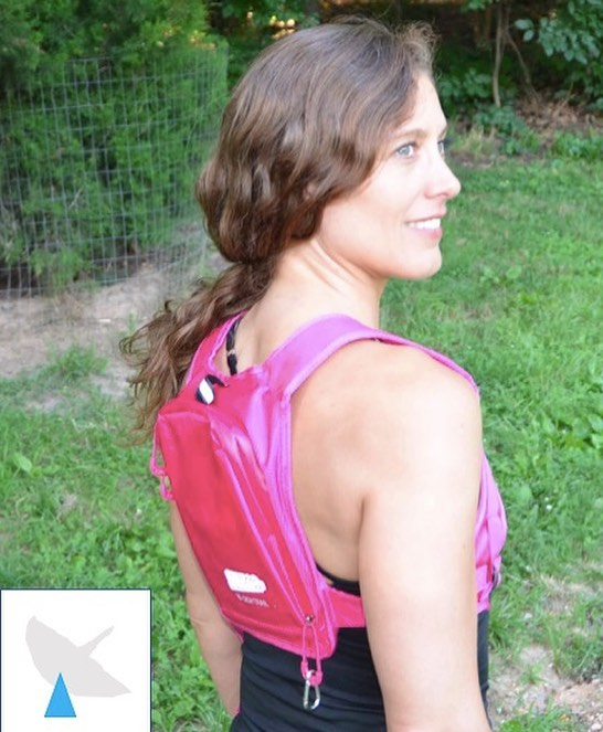Vrypac's Dish Trail backpack is perfect for an afternoon nature hike, or a day touring a new city. #vrypac #travelbag #hiking #hike #runner #yoga #yogalife #stanforddish #running #womenswear #babybackpack #gear #hiker #parkour #parkourlife