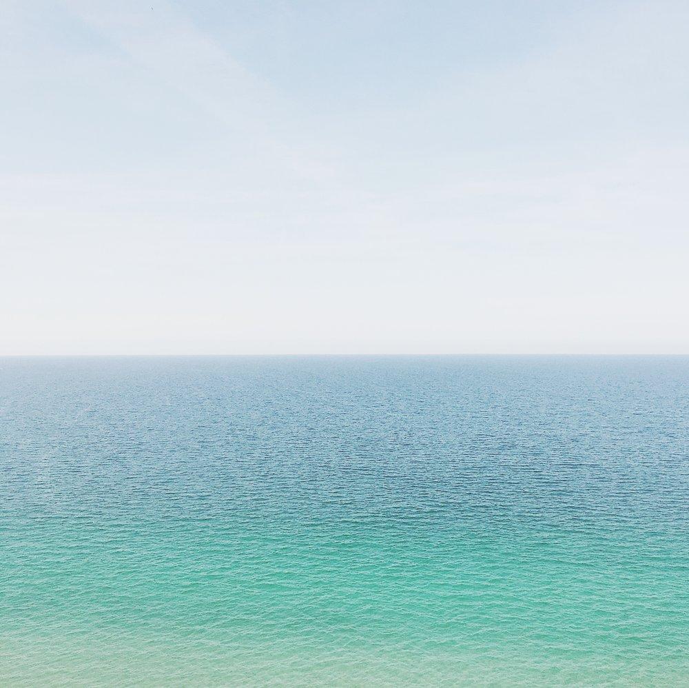 Ocean - colours