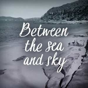"""Sam and Emily are sisters on holiday at the beach where they stumble upon a tragic chapter of local history, one that has left behind a lingering mystery. As the girls uncover the details of the story, it pulls them into deeper waters. """"Between the Sea and Sky"""" is an original Australian musical about our fascination with the ocean and fear of its power."""