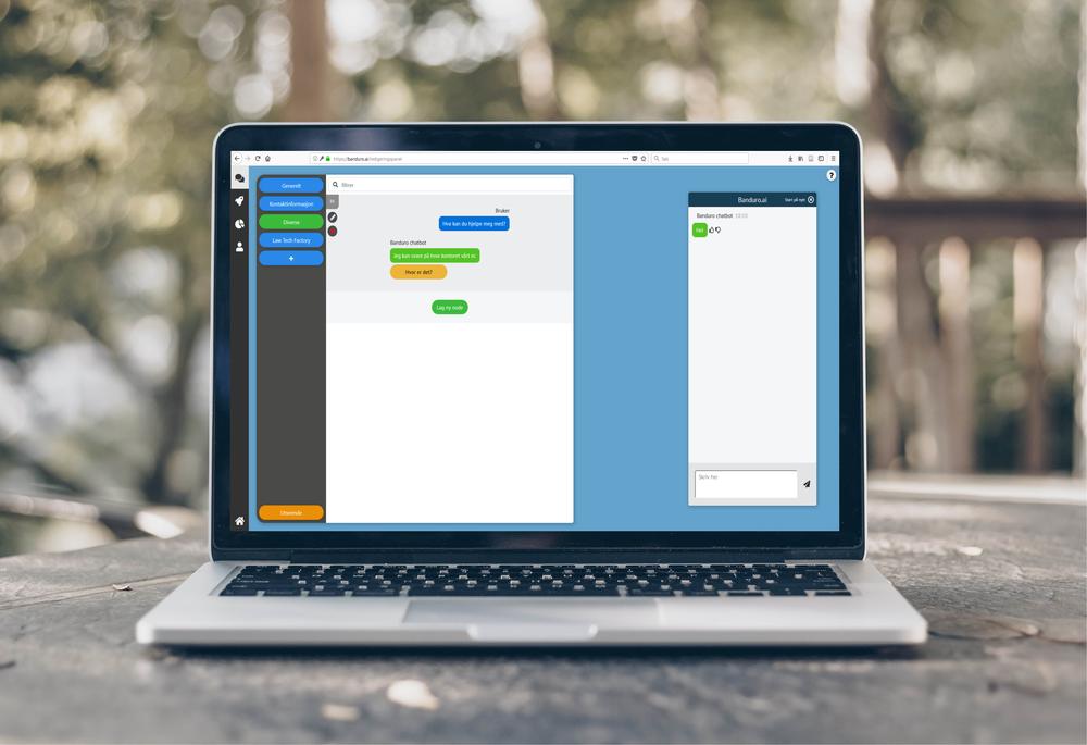 banduro.ai - A toolkit to build chatbots