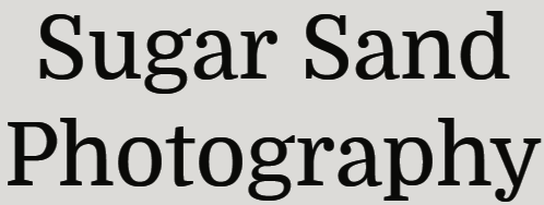 Sugar Sand Photography Logo