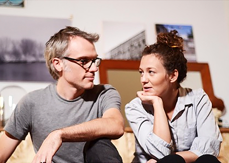 Interview with NYC Design Duo, Colleen & Eric Whitley - by Aaron Leizerovici
