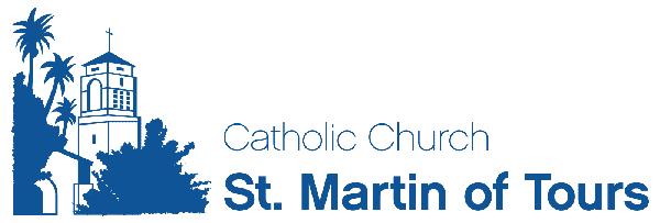 funeral checklist saint martin of tours church