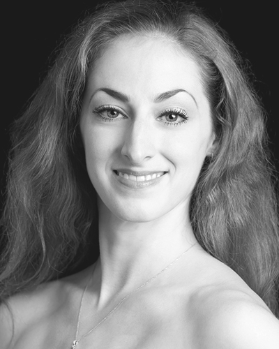 Christiana Bennett, Ballet Mistress