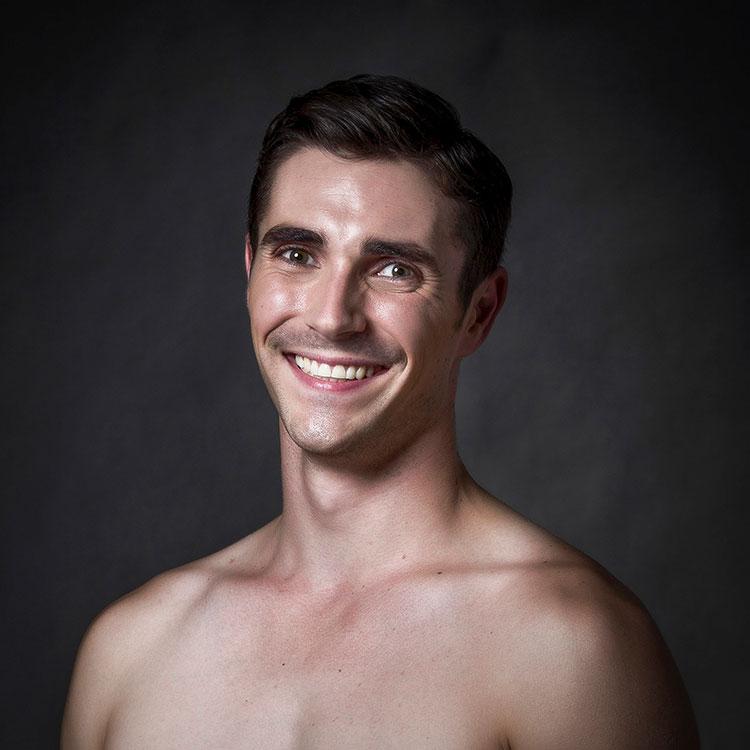 Eli Barnes, Alberta Ballet Dancer
