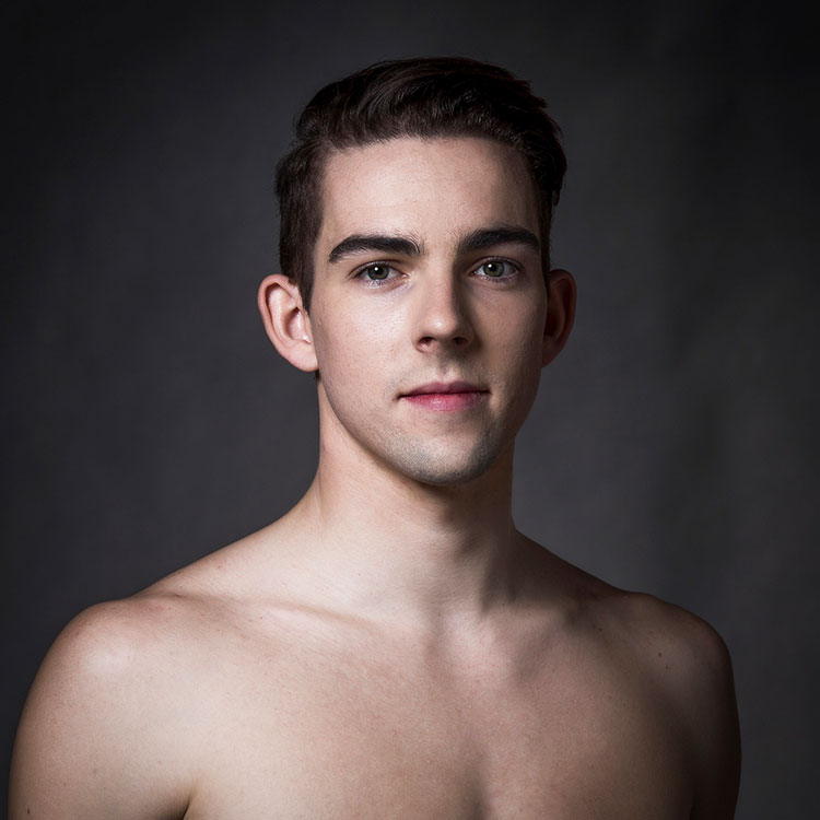 Zacharie Dun, Alberta Ballet Dancer