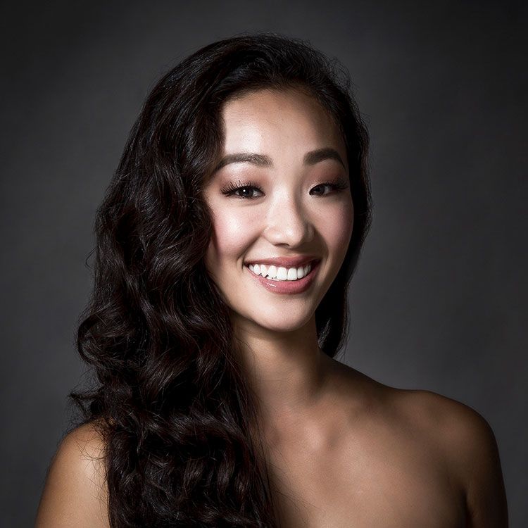 Melissa Eguchi, Alberta Ballet Dancer