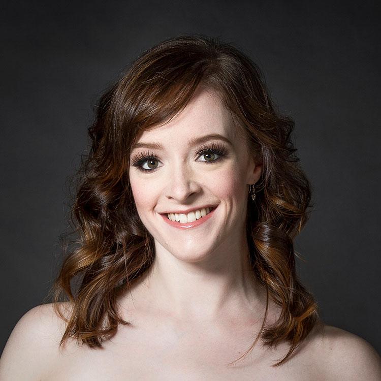 Alexandra Gibson, Alberta Ballet Dancer