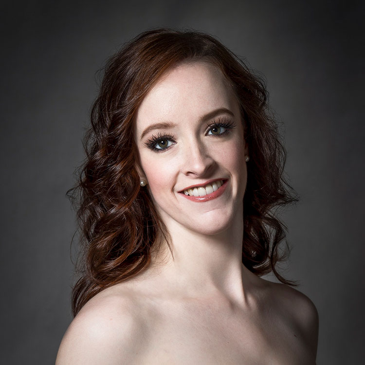 Jennifer Gibson, Alberta Ballet Dancer