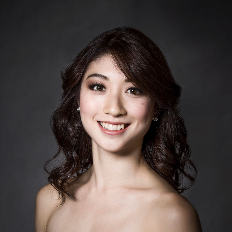 Seira Iwamoto, Alberta Ballet Dancer