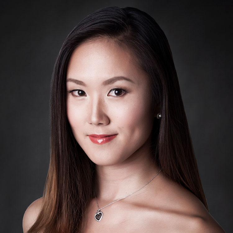 Mariko Kondo, Alberta Ballet Dancer
