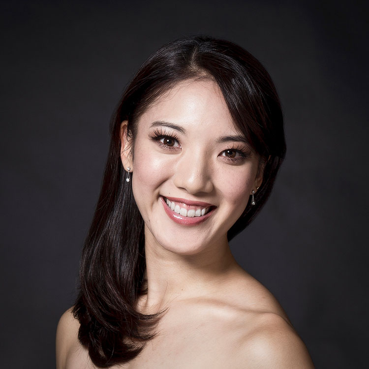 Luna Sasaki, Alberta Ballet Dancer