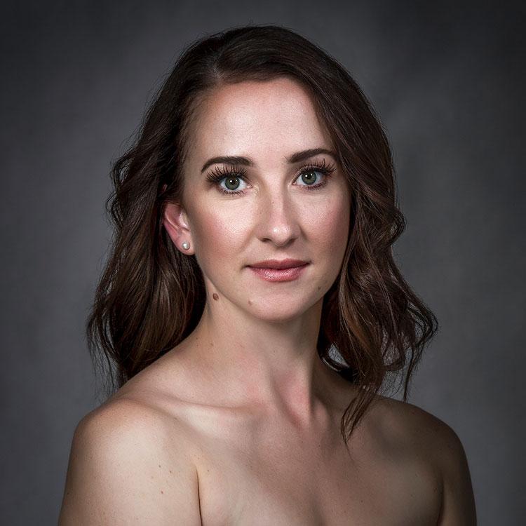 Heather Thomas, Alberta Ballet Dancer
