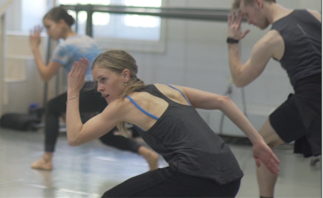 Alberta Ballet's Laura Vande Zande on Dancing to The Hip -